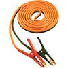 Battery Booster Cables, 6 Gauge, 16' Long Heavy Duty Cables