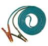 Battery Booster Cables, 4 Gauge, 16' Long Extra Heavy Duty Cables