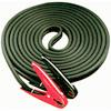 Battery Booster Cables, 2 Gauge, 25' Long Professional Grade Cables