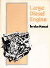Large Diesel Engine Clymer Service Manual