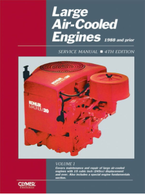 1988 and Prior Large Air-cooled Engine Service Manual, Volume 1, 4th Edition