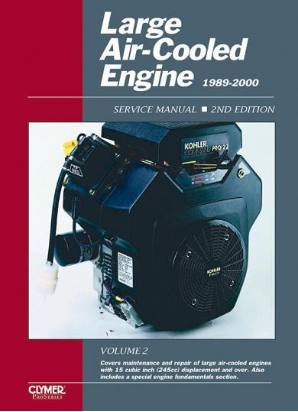 1989-2000 Large Air-cooled Engine Service Manual, Volume 2, 2nd Edition