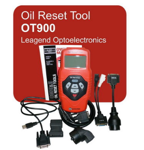 Leagend OT900 Oil Light & Airbag Reset Tool