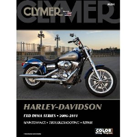 2006 - 2011 Harley Davidson FXD Dyna Clymer Service, Repair & Maintenance Manual