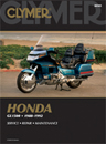 1988 - 1992 Honda GL1500 Gold Wing Clymer Service, Repair & Maintenance Manual
