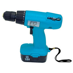 MotorCity 18 Volt Fast Charge Cordless Drill