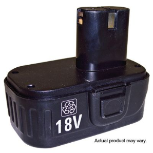 MotorCity 18 Volt Replacement Battery