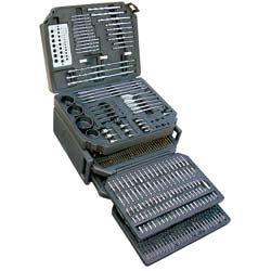 MotorCity Drill Bit Master Set - 326 Pieces
