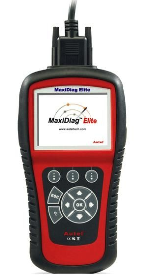 Autel MaxiDiag MD703-ELITE-4 OBD-II Scan Tool: USA (Domestic) Engine, Transmission, ABS, AirBag + FREE 1 Week eAutoRepair