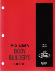 Mack Trucks Mid-Line Body Builders Guide