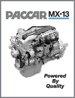 PACCAR Davie4 MX-11 & MX-13 OEM Engine Software Only