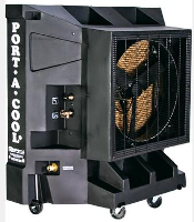 "Port-A-Cool Classic 24"" Variable Speed Portable Evaporative Unit"