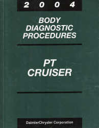 2004 Chrysler PT Cruiser Body Diagnostic Procedures