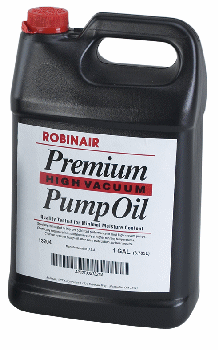 Robinair Preminum Vacuum Pump Oil Gallon Bottle