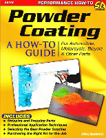 Powder Coating, a How-To guide by Cartech