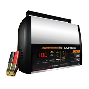 Schumacher 12V Automatic SpeedCharge Charger