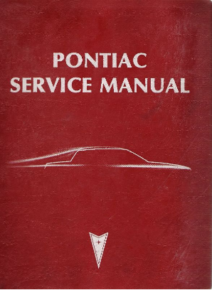 1984 Pontiac Service Manual Vol. III