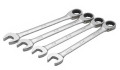 S-K 4-Piece Fractional G-Pro Wrench Topper Set