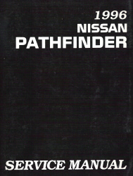 1996 Nissan Pathfinder Factory Service Manual