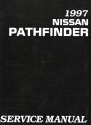 1997 Nissan Pathfinder Factory Service Manual