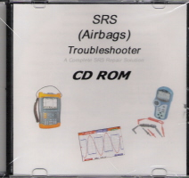 SRS / Airbag Troubleshooter CD ROM