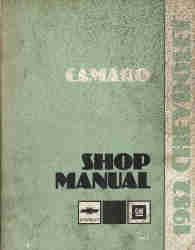 1982 Chevrolet Camaro Shop Manual