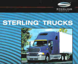 1998 - 2002 Sterling Heavy Duty Truck Factory Wiring Diagrams