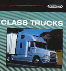 1999 - 2002 Freightliner Century Class Factory Wiring Diagrams