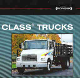 1998 - 2002 Freightliner Business Class Trucks Factory Wiring Diagrams