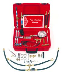 Deluxe Fuel Injection Pressure Test Set