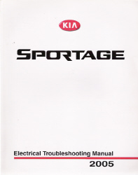 2005 Kia Sportage Factory Electrical Troubleshooting Manual