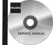 2002 Isuzu Axiom Factory Service & Electrical Troubleshooting Manual CD-ROM