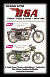 BOOK OF THE BSA TWINS 1948-1962
