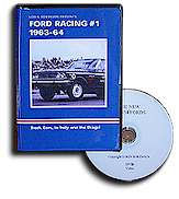 1963 - 1964 Ford Racing #1 DVD
