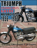 Triumph Motorcycles 1956-1983 Enthusiasts Guide