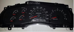 1999-2001 Ford F250 F350 F450 F550 Instrument Cluster Repair Super Duty/Gas Only
