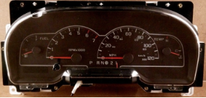 1999 - 2004 Ford Windstar Instrument Cluster Repair