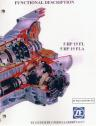 ZF5HP-19FL / FLA (Audi, Porsche & VW) Transmission Functional Description Manual