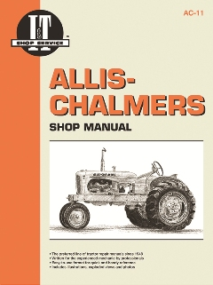 Allis-Chalmers I&T Tractor Service Manual AC-11