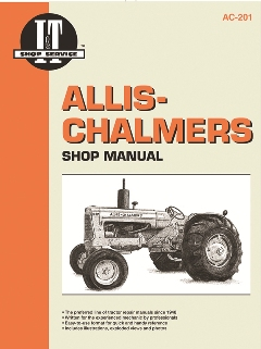Allis-Chalmers I&T Tractor Service Manual AC-201