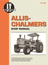 Allis-Chalmers I&T Tractor Service Manual AC-202