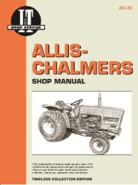 Allis-Chalmers I&T Tractor Service Manual AC-32