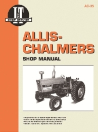 Allis-Chalmers I&T Tractor Service Manual AC-35