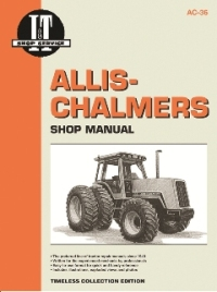 Allis-Chalmers I&T Tractor Service Manual AC-36