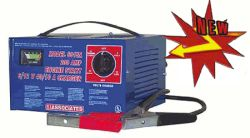Associated 6 / 12 Volt Battery Charger, Portable & Fast