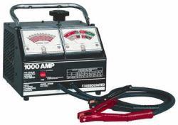 Associated  6 / 12 Volt, 1000 Amp Load Tester with Carbon Pile