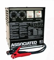 Associated 12 Volt / 30 Amp Parallel Battery Charger