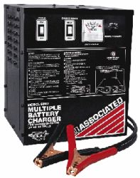 Associated 6 Amp, 0 - 150 Volt Series Battery Charger