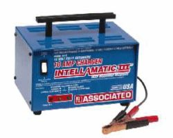 Associated 10 Amp, 12 Volt  Fully Automatic Charger
