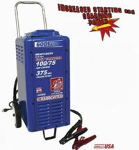 Associated  6 / 12 Volt Battery Charger